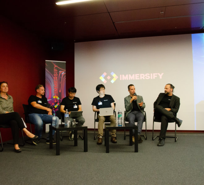 Immersify Panel Discussion@Magdalena Sick-Leitner