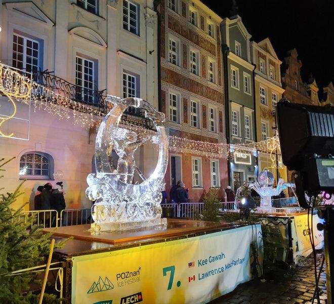Poznan Ice Festival 8K 3D, ©PSNC